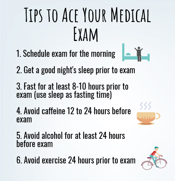 medical-exam-tips
